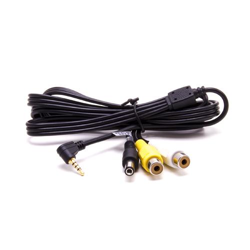Câble RCA Dc/5V vers Jack 2.5mm