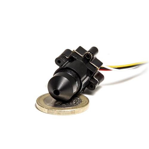 Micro caméra tube 520 Lignes angle de vue 30°