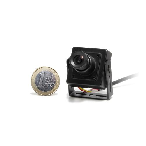 Caméra carée CCD 700 lignes objectif