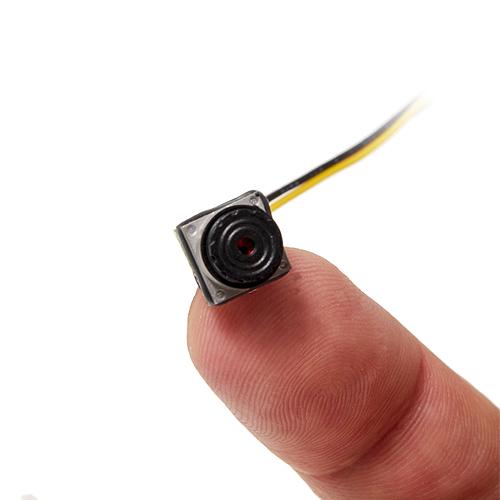 Nano caméra snake couleur 520 Lignes 55° 0.008LUX