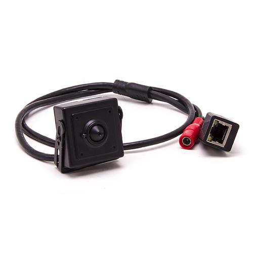 Mini caméra IP HD 720P avec reconnaissance faciale (pinhole)