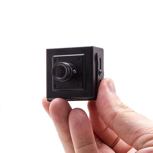 Mini caméra IP HD 720P avec reconnaissance faciale