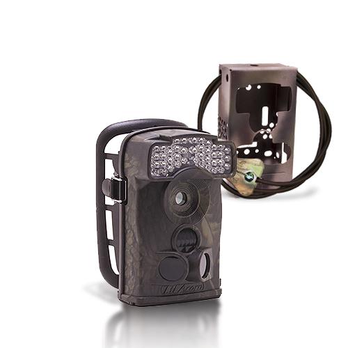 La caméra XTC-720P avec une box anti-vandale