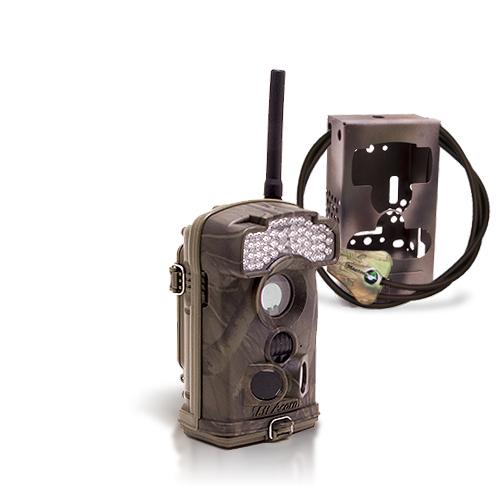 La caméra XTC-HD-1080-G et sa box anti-vandale