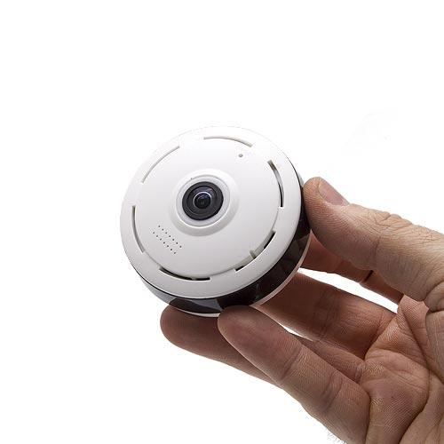 Mini caméra dôme 360° IP...