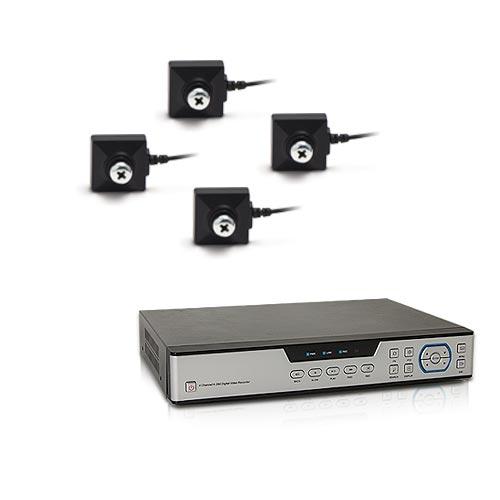Kit vidéosurveillance 1 To...