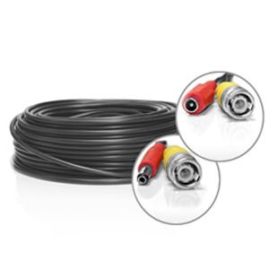Câble BNC + Alimentation de 15 mètres
