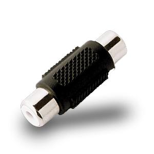 Connecteur RCA femelle - RCA femelle