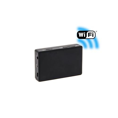 Micro enregistreur portable numérique IP Wifi professionnel