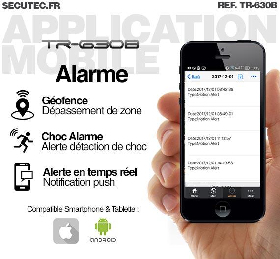 Alarme Balise GPS / GSM pour vélo cachée dans un feux arrière