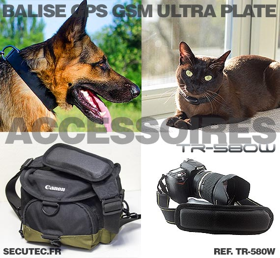 Micro Balise GPS / GSM / WiFi autonome - Accessoires