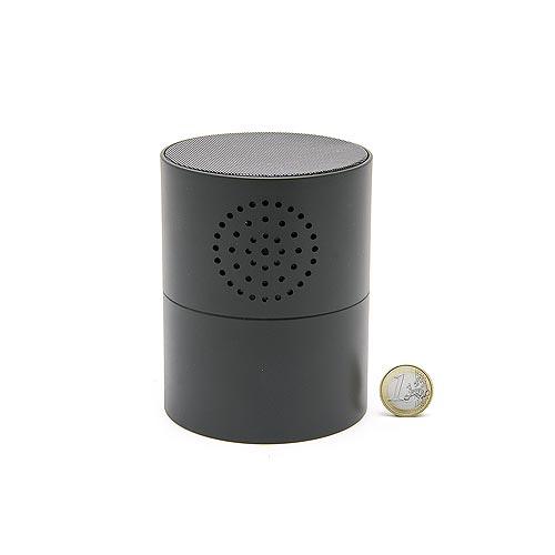 Thermomètre qualité de l'air avec caméra cachée HD IP Wi-Fi pilotable 128Go
