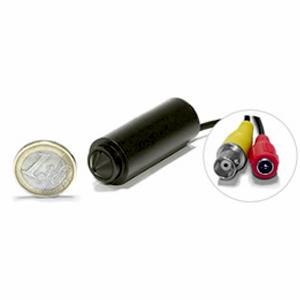 Micro caméra tube N/B 600 lignes 0.0003 lux pinhole