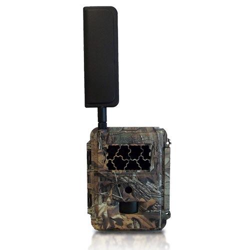 Caméra de chasse autonome 4G HD 720P 8MP avec IR invisible et cryptage 256 bits