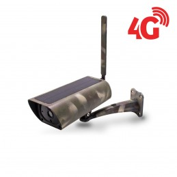 Caméra alarme MMS-Email HD avec capteur PIR
