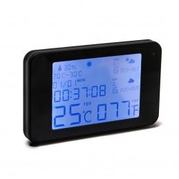 Horloge station météo micro...