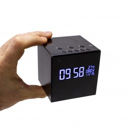 Horloge réveil alarme...