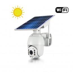 Caméra pilotable solaire IP...
