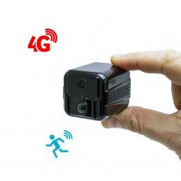 Micro caméra 4G HD 1080P...