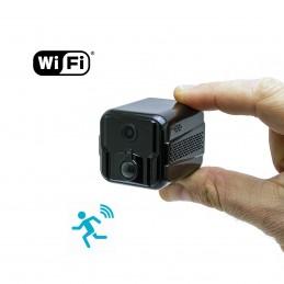 Micro caméra WiFi HD 1080P...